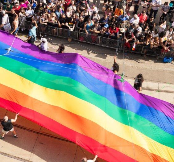 Photo property of Pride Swansea