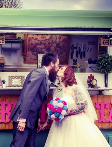 WHY STREET FOOD AND WEDDINGS ARE A MATCH MADE IN HEAVEN!